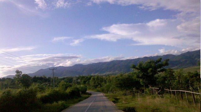 Trên đường đến Phonsavan, Lào