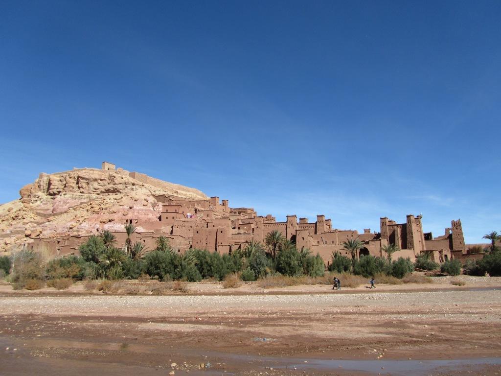 Ngôi làng Aït Benhaddou